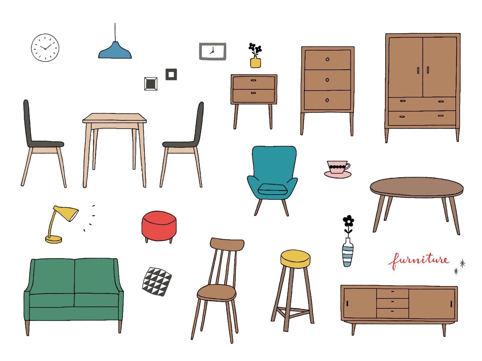 家具買取方法